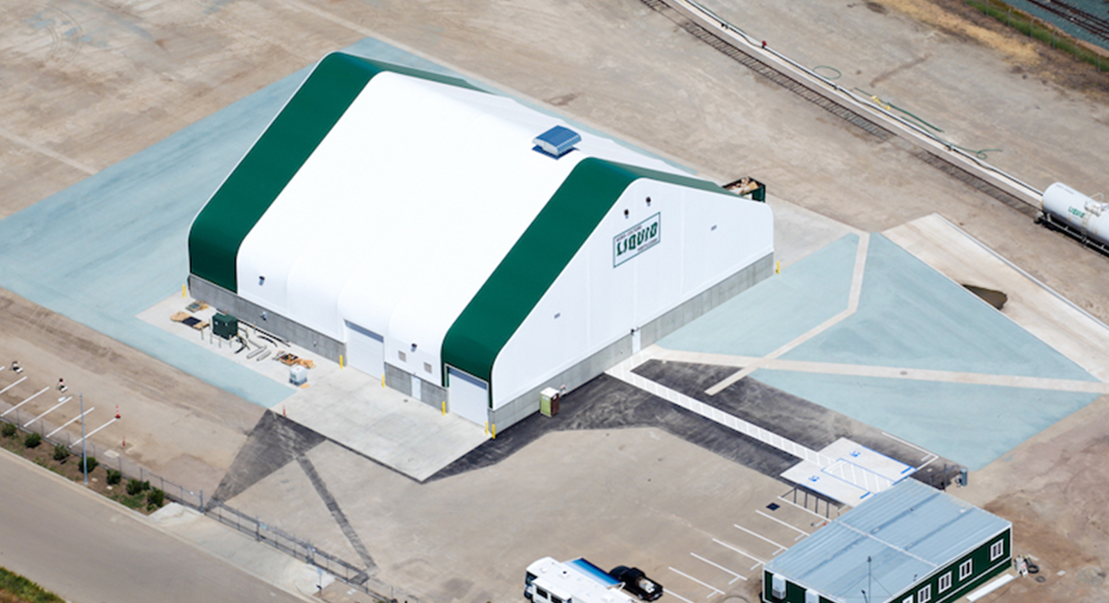 Agro Liquid Fertilizer Industrial Agriculture Farm Construction General Contractor Building