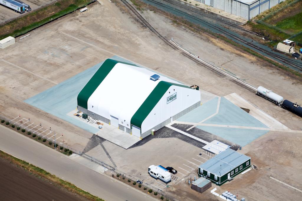 Agro Liquid Fertilizer Agriculture Farm Construction Industrial General Contractor Exterior