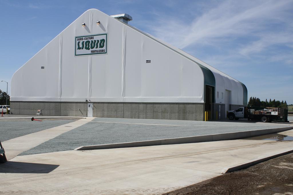 Agro Liquid Fertilizer Agriculture Farm Construction Industrial General Contractor Building Exterior