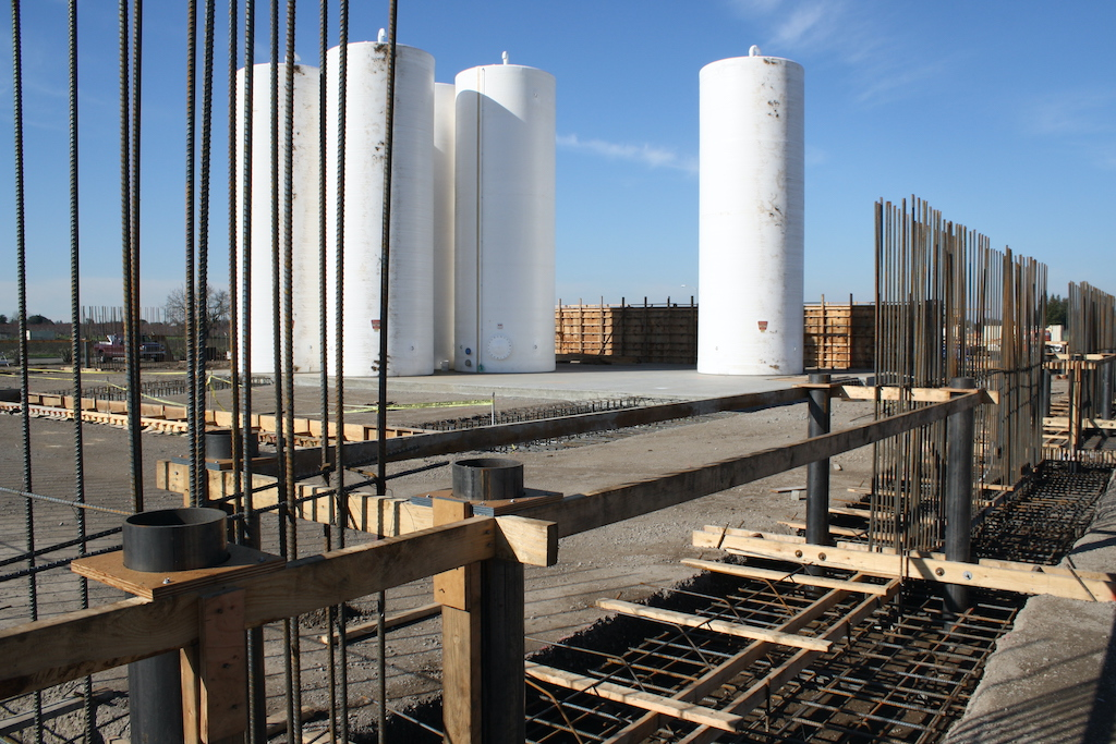 Agro Liquid Fertilizer Agriculture Farm Construction Industrial General Contractor Rail Pits Tanks