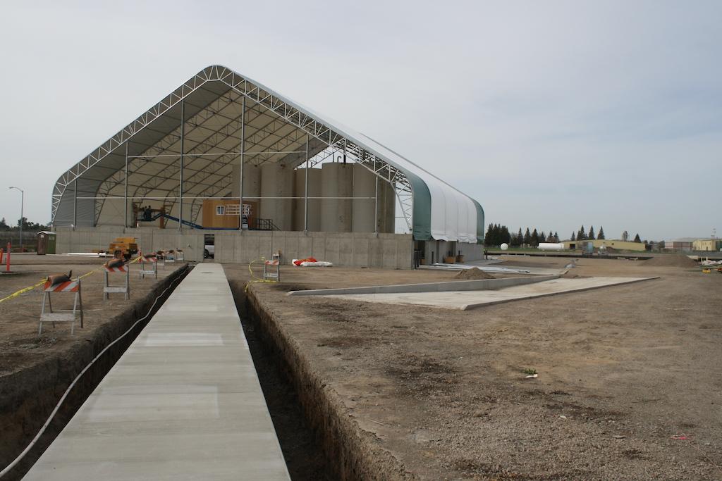Agro Liquid Fertilizer Agriculture Farm Construction Industrial General Contractor Building Front Tanks Interior