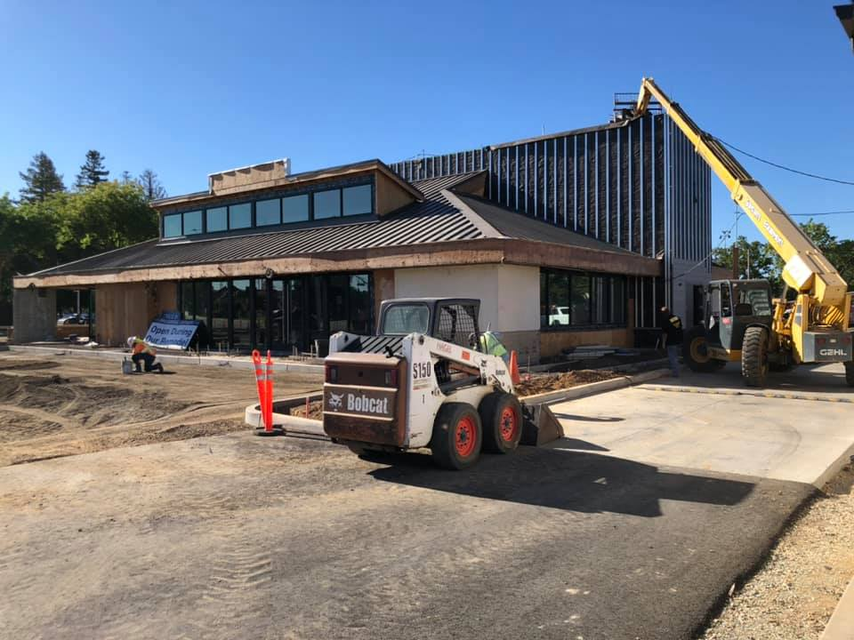 FM Bank Galt Commercial Construction Renovation Remodeling General Contractor Near me builder building