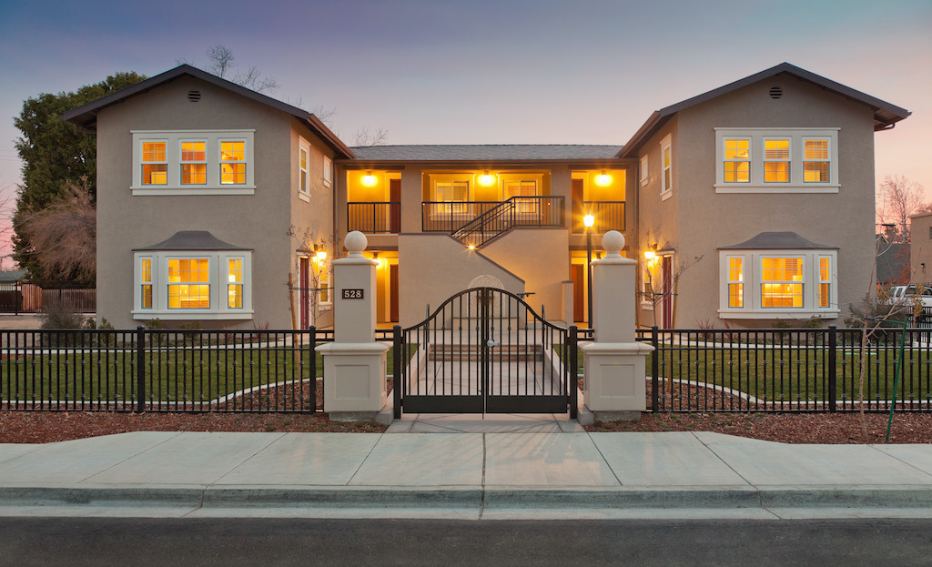 Hope Family Shelter Manteca Multi Family Residential Construction Apartment Complex Renovation Remodeling General Contractor Manteca