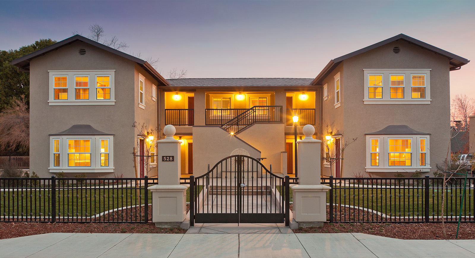 Hope Family Shelter Multi Family Residential Construction Companies Near Me Apartment Complex General Contractor Renovation Remodeling Home House Manteca Exterior Front