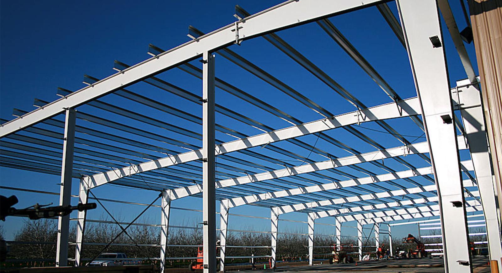 Morada Produce Agricultural Farm Construction Crop Storage Metal Building General Contractor
