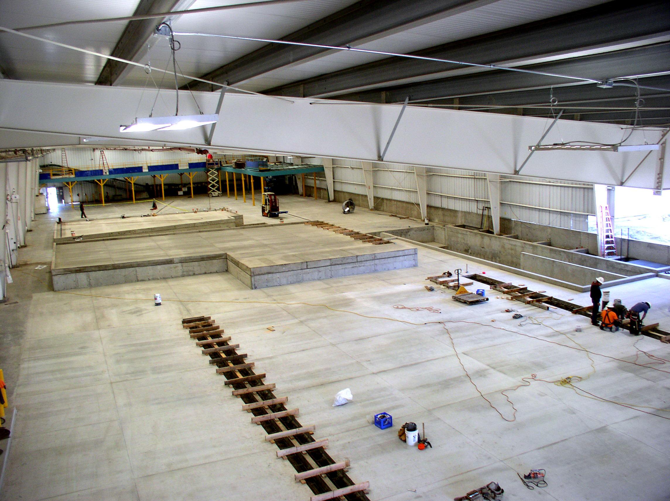 Morada Produce Agriculture Farm Construction General Contractor Steel Metal building Crop Storage Warehouse