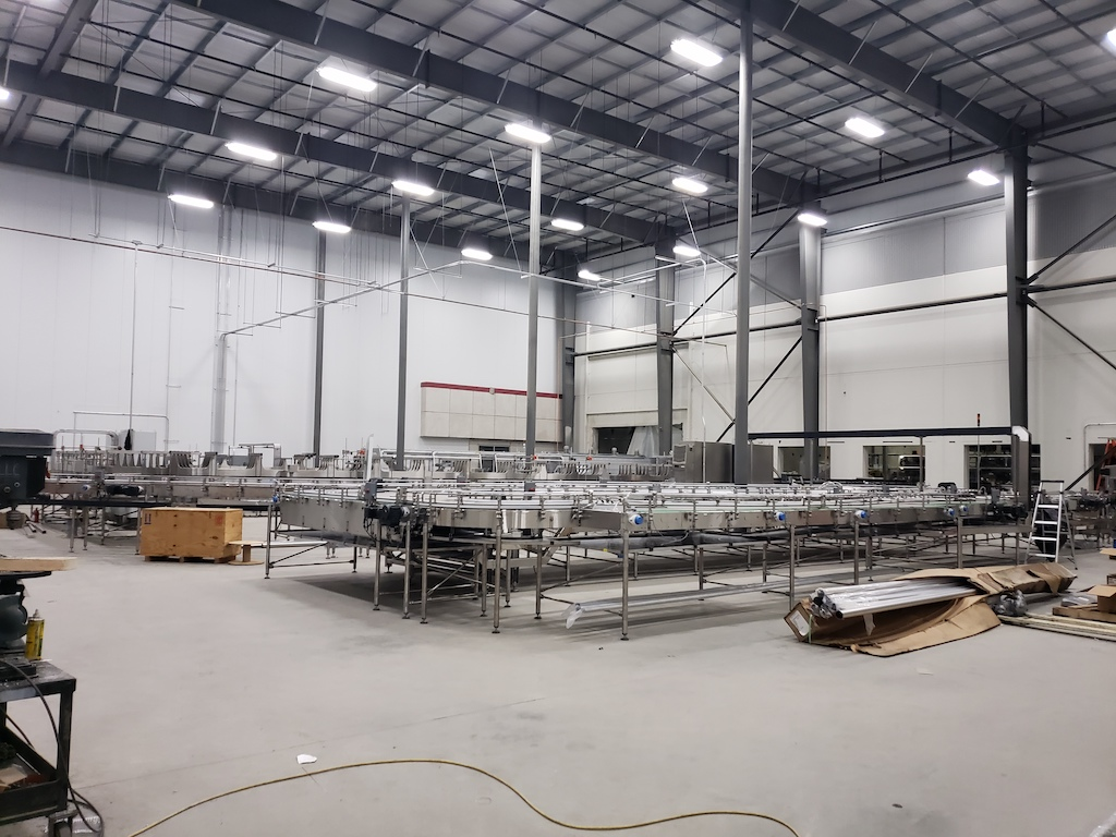 Super Stores Inc Industrial Construction General Contractor Turlock Warehouse Manufacturing Facility
