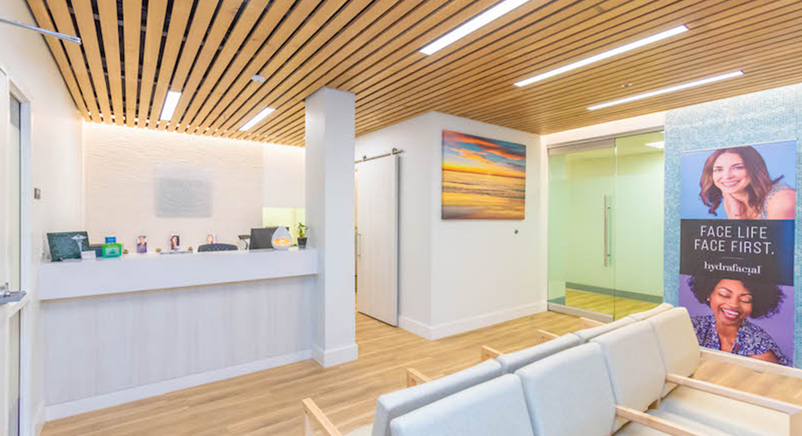 Gill Medical Healthcare Commercial Construction General Contractors Office Building Tenant Improvements Office