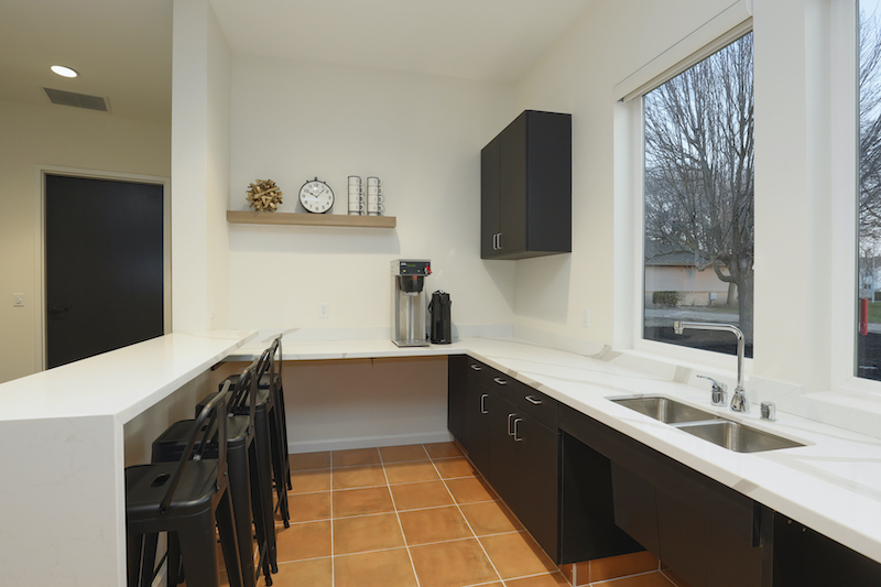 The Reserve at Spanos Park Golf Facility Commercial Construction General Contractors Near Me Stockton Interior Kitchen