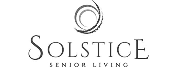 Soltice Senior Living Facility Logo General Contractor Multi Tenant Residential Construction Company Partner