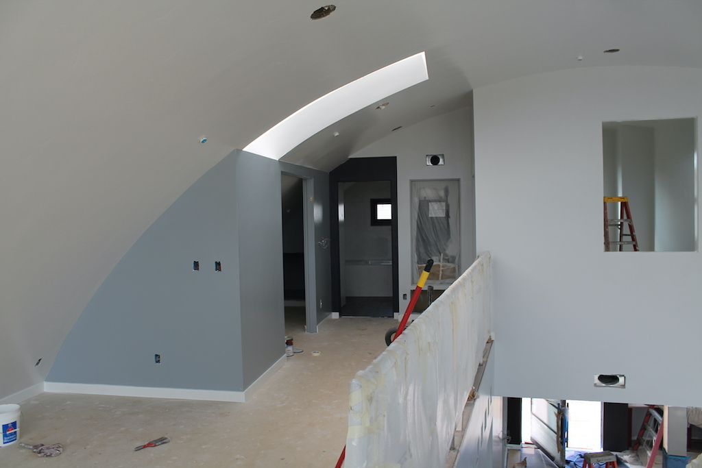 Williams Home Custom Retreat Residential Construction Companies Near Me General Contractor Painting Interior 2nd Floor
