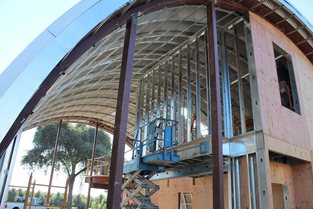 Williams Home Custom Retreat Residential Construction Companies Near Me General Contractor Erecting Metal Frame For Building Structural Steel